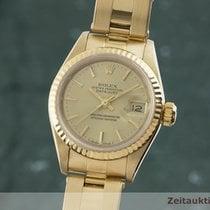 Rolex Lady-Datejust 26mm Guld