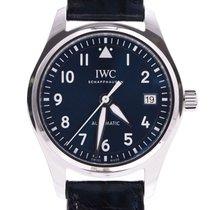 IWC usado Automático 36mm Azul