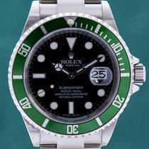 Rolex Submariner Date 16610LV 2008 neu