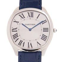Cartier Drive de Cartier Zeljezo 38mm Srebro