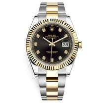 Rolex 126333 Gold/Steel 2020 Datejust 41mm new United States of America, New York, New York