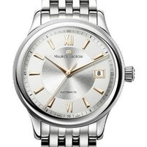 Maurice Lacroix Steel 38mm Automatic LC6027-SS002-111-1 new