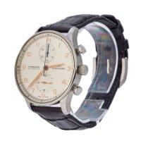 IWC Portugieser Chronograph IW371445 2012 gebraucht
