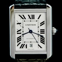 Cartier Tank Solo WSTA0029 2017 pre-owned