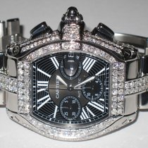 Cartier Roadster Very good Steel 40mm Automatic United States of America, New York, Wantagh
