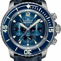 Blancpain Fifty Fathoms new