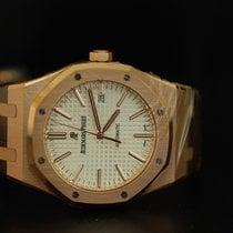 Audemars Piguet Royal Oak 15400 oro rosa