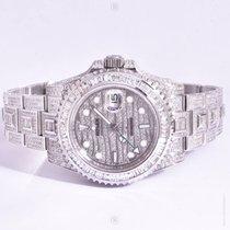 Ρολεξ (Rolex) GMT Master II Ice After Market Diamonds 116710LN