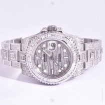 Rolex GMT Master II Ice After Market Diamonds 116710LN