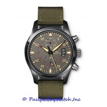 IWC Pilot Chronograph Top Gun Miramar Ceramic 46mm Black United States of America, California, Newport Beach