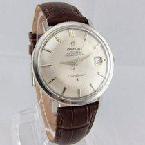 Omega Constellation Chronometer Pie Pan dial