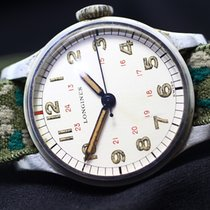Longines 31mm Manual winding pre-owned White