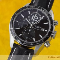Longines Grande Vitesse Chronograph Automatik Stahl L3.636.4
