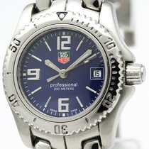 TAG Heuer Link Professional Steel Ladies Quartz Watch Wt1413...