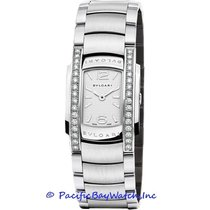Bulgari Assioma Steel 35mm Silver Arabic numerals United States of America, California, Newport Beach