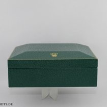 Rolex Box Vintage  67.00.3  Maße 13 x 9,5 x 5 cm