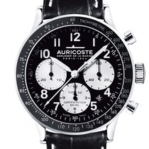 Auricoste Acier 42mm Remontage automatique A52AT nouveau
