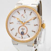 "Ulysse Nardin New Ladies  ""265-66Maxi Marine Chronometer&#..."