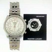 motors bentley ref watch breitling chronograph no britling steel in youtube