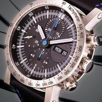 Temption Classic Chronograph Blue 43 mm