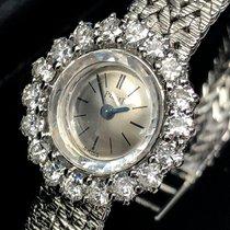 伯爵 1970s Piaget 18kt 2.25 Diamond  Bracelet Watch
