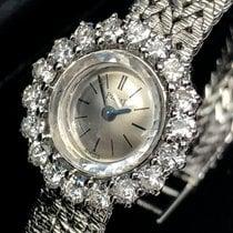 Piaget 1970s Piaget 18kt 2.25 Diamond  Bracelet Watch
