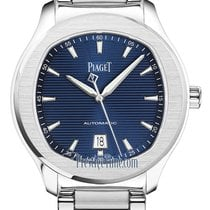 Piaget Polo S Steel 42mm Blue United States of America, New York, Airmont