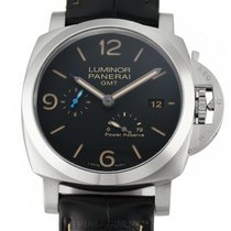 Panerai PAM 1321 Steel Luminor 1950 3 Days GMT Power Reserve Automatic 44mm new United States of America, New York, New York