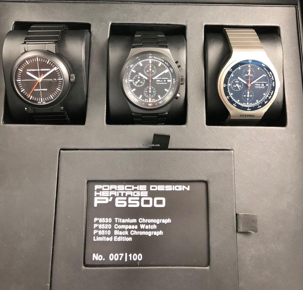 Τιμές ρολογιών Porsche Design  1d6293d703c