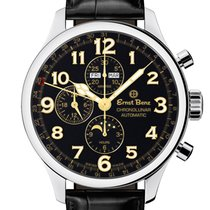 Ernst Benz Steel 47mm Automatic GC10383 new