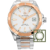 TAG Heuer Aquaracer 300M Staal 40.5mm Zilver