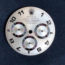 Rolex Original White Gold Rolex Daytona Silver Dial 116519 116529