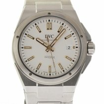IWC New Ingenieur IW323906 Automatic 40mm Steel Silver...