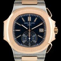 Patek Philippe Unworn Nautilus Steel & Rose Gold 5980/1AR-001