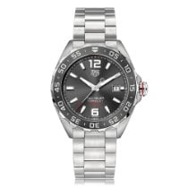 TAG Heuer Formula 1 Automatic Stainless Steel Grey Dial Mens...