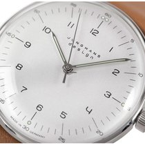 Junghans 027/3701.00 Max Bill Hand-Winding Silver