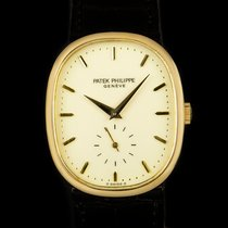 Patek Philippe Golden Ellipse 3948 1980 pre-owned