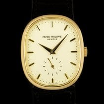 Patek Philippe Golden Ellipse pre-owned 27mm Yellow gold