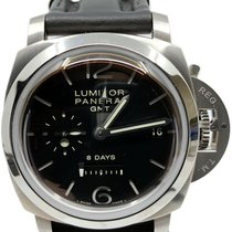 Panerai Luminor 1950 8 Days GMT Acciaio PAM00233