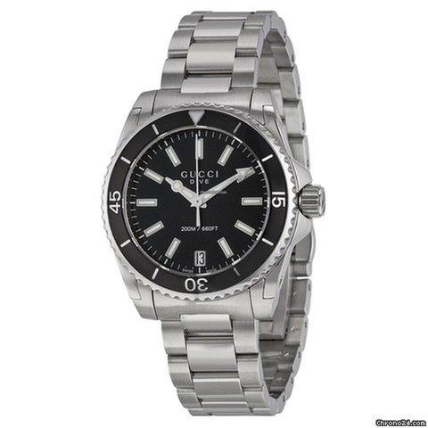187ac11ca Hodinky Gucci Dive | Koupit a porovnat hodinky Gucci Dive na Chrono24