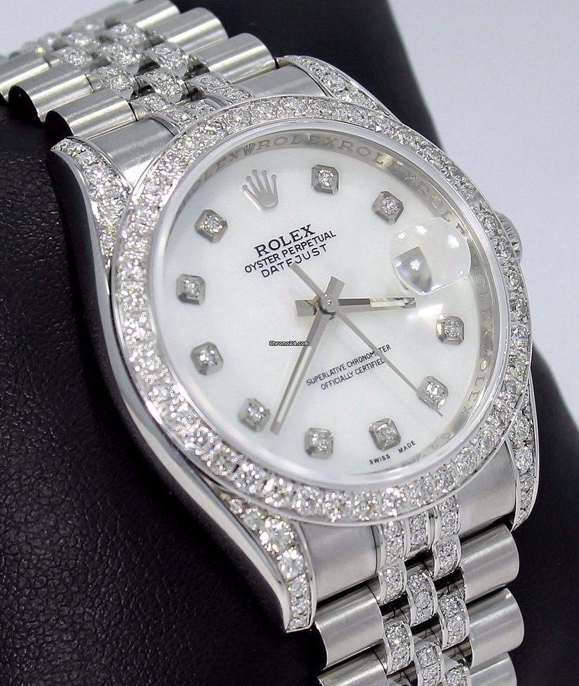Rolex Datejust 116200 pre-owned