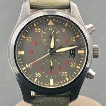 IWC Pilot Chronograph Top Gun Miramar usato 46mm Ceramica