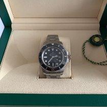 Rolex Sea-Dweller Deepsea Acier 44mm Noir Sans chiffres France, Begles