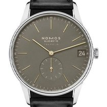 NOMOS Steel 41mm Automatic 364 new