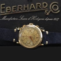 Eberhard & Co. Oro amarillo 39mm Cuerda manual 14007 usados