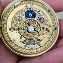L'Epée Rose gold 55mm Manual winding Pump Quarter Repeater 18K rose gold pre-owned