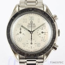 Omega Speedmaster Ladies Chronograph occasion 39mm Nacre Chronographe Acier