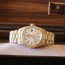 Rolex 1803 Yellow gold 1968 Day-Date 36 36mm pre-owned