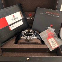 Tudor 79220B Stahl 2015 Black Bay 41mm gebraucht