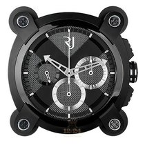 Romain Jerome Moon-DNA Aluminio Negro